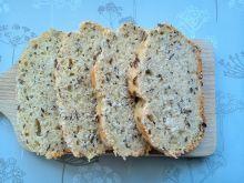 Chleb pszenny z siemieniem