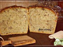Chleb słonecznikowy na zakwasie