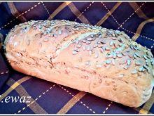Chleb słonecznikowy pszenno - żytni