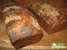 Chleb tostowy marynarski z makiem