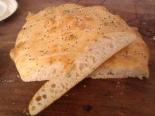 Chleb turecki (Pide - chleb placek)