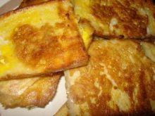 Chleb w jajku :)