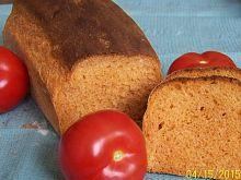 Chleb wiejski z sokiem warzywnym