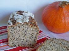 Chleb wieloziarnisty z dynią