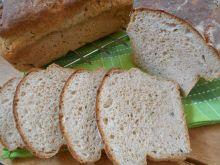 Chleb z cukinią i mielonym lnem