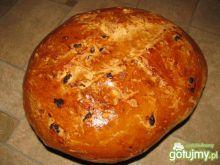 Chleb z dodatkiem śliwek