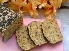 Chleb z dynią i czarnym sezamem