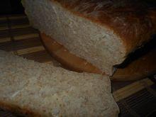 Chleb z kefirem i majonezem