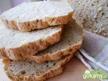 Chleb z kiszoną kapustą, na zakwasie
