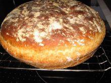 Chleb z koperkiem i kasza manna