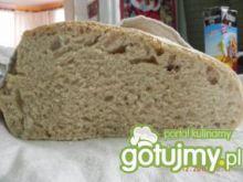 Chleb z mąki orkiszowej po mojemu