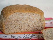 Chleb z miodem i lawendą