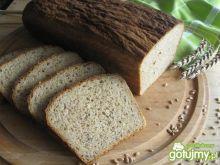 Chleb z muesli na miodzie