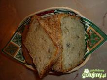 Chleb z nasionami dyni na zakwasie