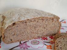 Chleb z pęczakiem i gryką na zakwasie