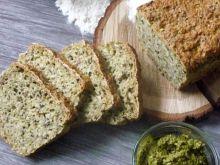 Chleb z pesto bazyliowym