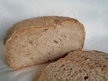 Chleb z prażonymi płatkami owsianymi