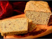 Chleb z siemieniem lnianym