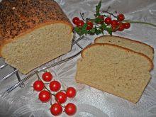 Chleb z siemieniem lnianym i mielonym lnem