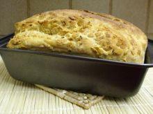 Chleb z siemieniem lnianym - prosty