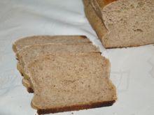 Chleb z twarożkiem, na zakwasie