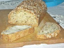 Chleb z ziarnami bez drożdży