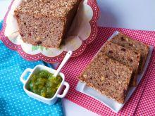 Chleb z żurawiną i ziarnami