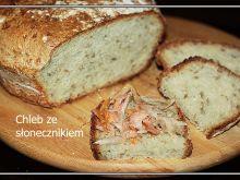 Chleb ze słonecznikiem według Laluni