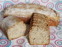 Chleb ziemniaczany z makiem
