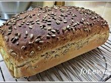 Chleb ziemniaczany ze słonecznikiem