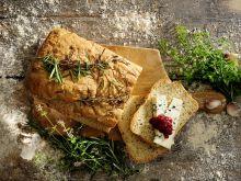 Chleb ziołowy z orkiszem