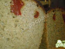 Chleb żytni 100% na zakwasie, z suszonym