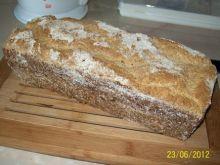 Chleb żytni na zakwasie wg Gruszka