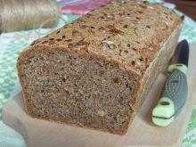 Chleb żytni razowy na zakwasie z mł.jęczmieniem