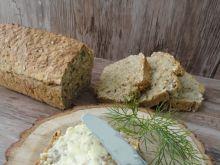 Chleb żytni z płatkami owsianymi