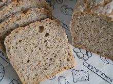Chleb żytnio-pszenny z chia