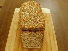 Chleb żytnio-pszenny ze słonecznikiem