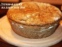 Chleb żytnio-razowy na zakwasie BIO