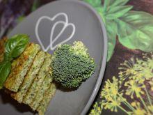 """""""Chlebek"""" brokułowy"""