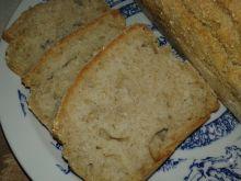 Chlebek na oleju sezamowym z otrębami owsianymi
