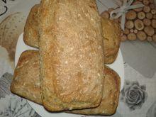 Chlebek otrębowo - slonecznikowy z czarnym sezamem