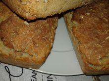 Chlebek owsiano - ostropestowy