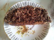 Chlebek piernikowy z siemieniem lnianym