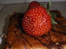 Chlebek truskawkowy