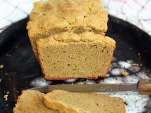 Chlebek z masła orzechowego bez mąki i nabiału
