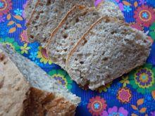 Chlebek żytnio - orkiszowy na maślance