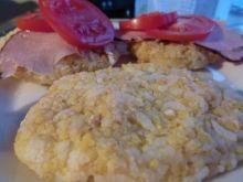 Chlebki z kaszy i ryżu