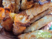 Chlebowe paluszki z serem