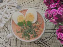 Chłodnik pomidorowy (na soku)