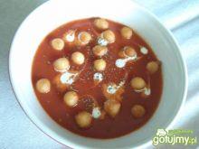 Chłodnik pomidorowy wg Alex